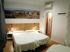 Hotel Photo: Hostal Restaurante Cornella