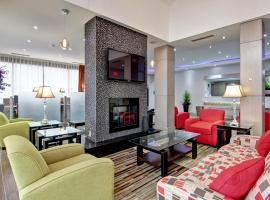Hotel Photo: Best Western Plus Toronto North York Hotel & Suites