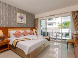 The Golden Ville Boutique Hotel and Spa Pattaya Central Thailand