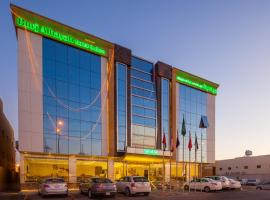 Hotel Photo: Burj Alhayah Hotel Suites Alfalah