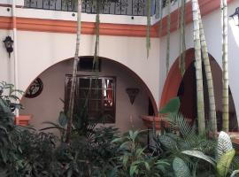 A picture of the hotel: Hotel Acropolis Maya