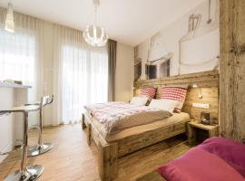 "Hotel Photo: Webers ""alte Backstube"""