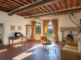 Holiday home Vertine Spa Gaiole in Chianti Italy