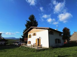 Holiday home Villa Il Capriolo Asiago Italy