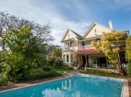 Hacklewood Hill Country House Port Elizabeth South Africa
