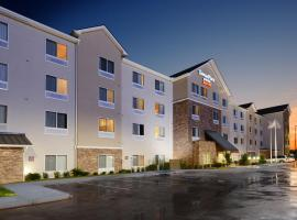 Hotel Photo: TownePlace Suites by Marriott Houston Galleria Area