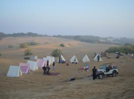 The Safari Camp Khuri Jaisalmer India