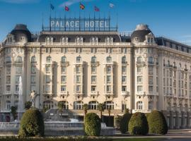 Westin Palace Hotel Madrid Spain