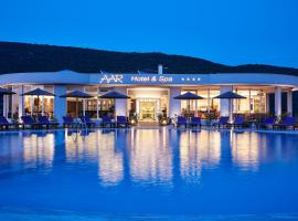 Aar Hotel & Spa Ioannina Greece