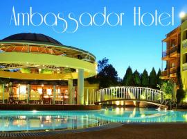 Ambassador Hotel Thessaloniki Plagiárion Greece