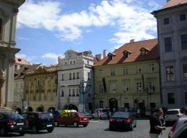 Little Town Budget Hotel Prague Czech Republic