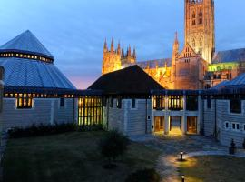 Hotel photo: Canterbury Cathedral Lodge
