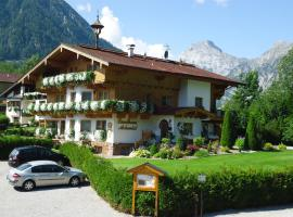 Hotel Photo: Landhaus Achental