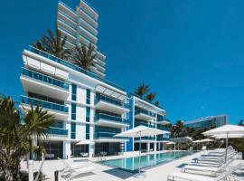Modern Geometry by Monte Carlo Miami Beach USA