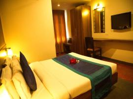 OYO Rooms Anna Salai Pondicherry Pondicherry India