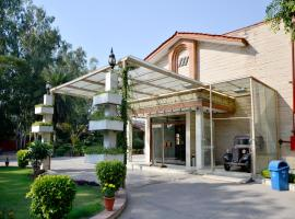 OYO 2678 Ashok Country Resort New Delhi India