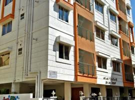 The Grand Serenity Apartment Hotel Bangalore Inde