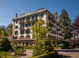 Hotel photo: Hotel Interlaken
