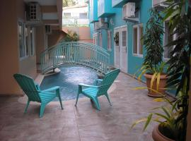 Hotel Photo: Park View Townhouse