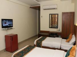 Hotel Photo: OYO Rooms Preet Palace Near Bus Stand