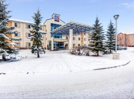 Motel 6 Red Deer Red Deer 캐나다