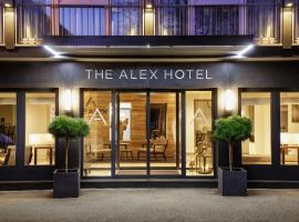 The Alex Hotel Freiburg im Breisgau Germany