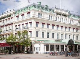 Hotel Eggers Gothenburg Sweden