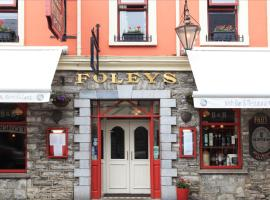 Foley's Guesthouse & Self Catering Holiday Homes Kenmare Ireland