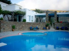 A picture of the hotel: Aiolos Hotel