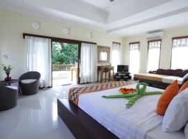 Suastika Bungalow Ubud Indonesia