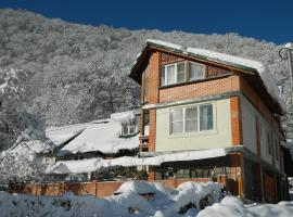 Holiday Home with Kitchen Krasnaya Polyana Rusia