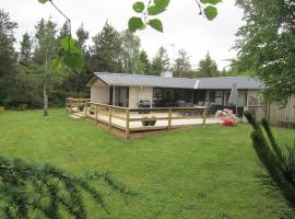 Hotel photo: Silkeborg Holiday Home 606