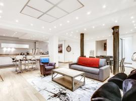 Hotel Photo: Just Renovated 138m2 On The Seine