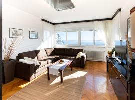 Blue View Apartment Opatija Croatia