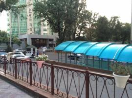 Apple hostel Almaty Kazakhstan