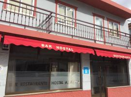 A picture of the hotel: Hostal Alayka