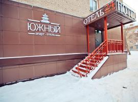 Hotel Photo: Apart-Hotel Yuzhniy