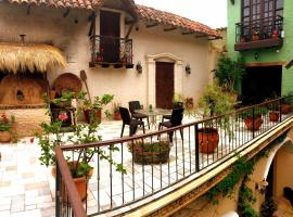 Hotel photo: Mi Pueblo Samary Hotel Boutique