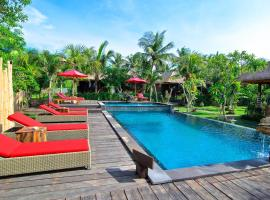 The Jingga Villas Lembongan Indonesia