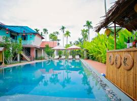 Hotel photo: Hoi An Red Frangipani Villa