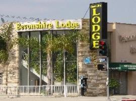 Hotel: Bevonshire Lodge Motel