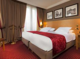 Best Western Premier Royal Saint Michel Paris France