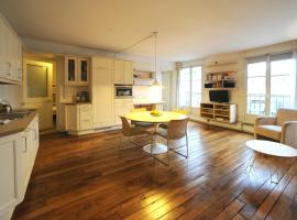 Apart of Paris - Le Marais - Rue de Montmorency - 2 Bedroom Paris Frankrike