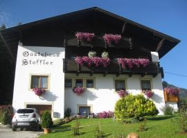 Hotel photo: Pension Stoffler