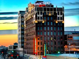 Hotel Photo: Courtyard by Marriott Amarillo Downtown