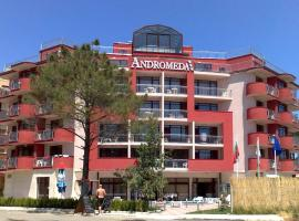 Hotel Photo: Andromeda Apartments