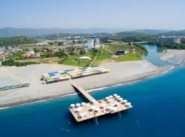 Raymar Hotels & Resorts - Ultra All Inclusive Kızılot Turkey