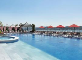 Four Seasons Hotel Istanbul at the Bosphorus Istanbul Turkey