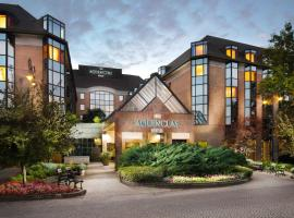 Hotel Photo: The Aquincum Hotel Budapest