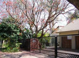 The Coral Tree House Pretoria South Africa